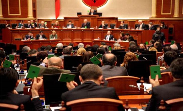 Kuvendi miraton Rezolutën për vlerësimin e punës të Zyrës së Komisionerit për vitin 2016
