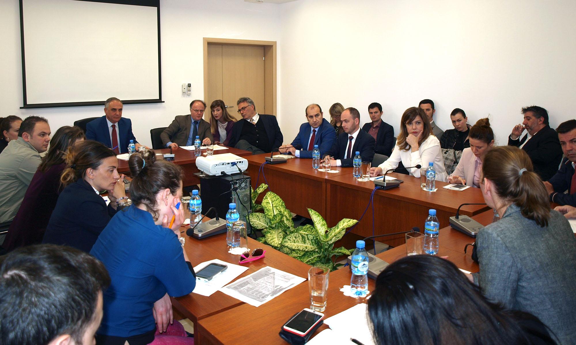Rritje e bashkëpunimit mes Zyrës së Komisionerit dhe Autoritetit homolog Italian