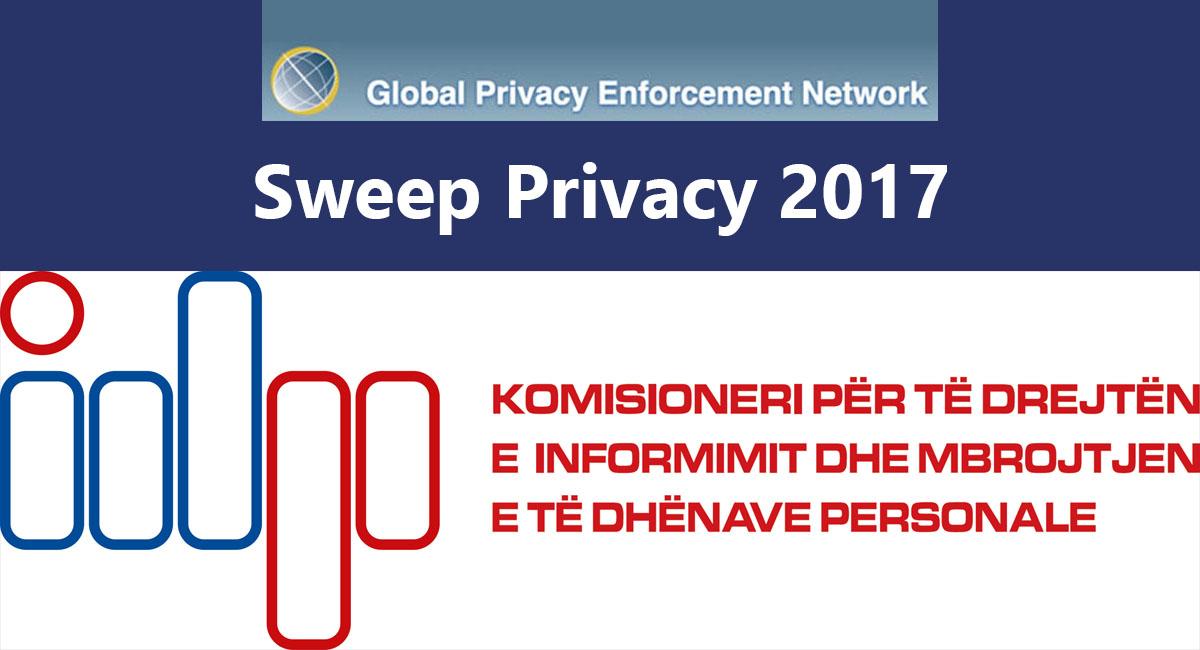 Sweep Privacy GPEN 2017, konstaton paqartësi në politikat e privatësisë