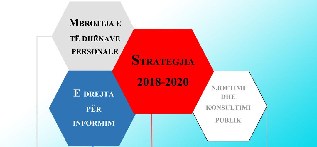 Komisioneri prezanton Strategjinë Për të Drejtën e Informimit dhe Mbrojtjen e të Dhënave Personale 2018-2020