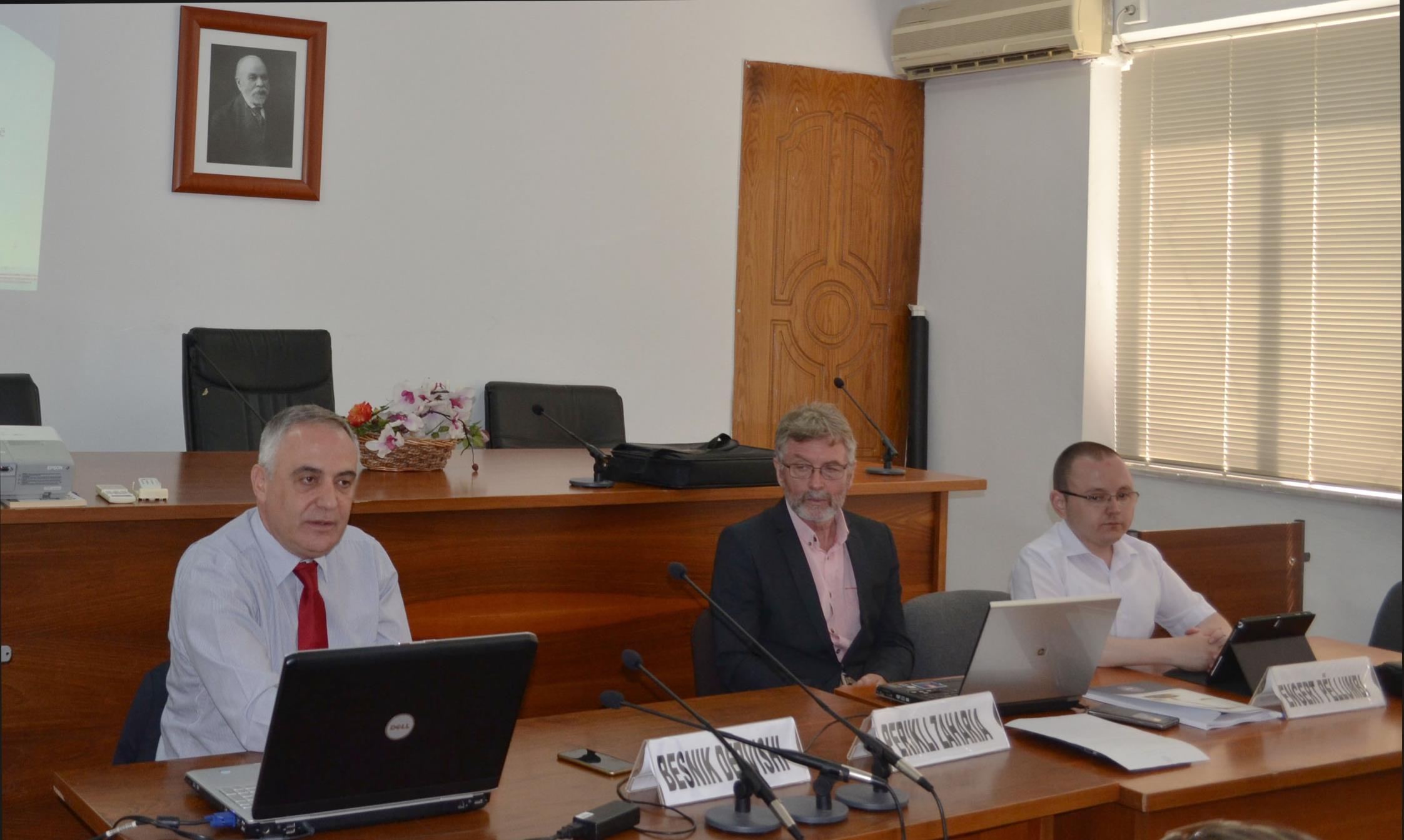 Seminari i 4-t trajnues në Shkollën e Magjistraturës në kuadër të Programit të Formimit Vazhdues