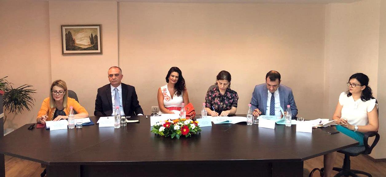 """Zyra e Komisionerit pjesëmarrëse në Konferencën  """"Të drejtat e njeriut dhe drejtësia gjinore"""""""