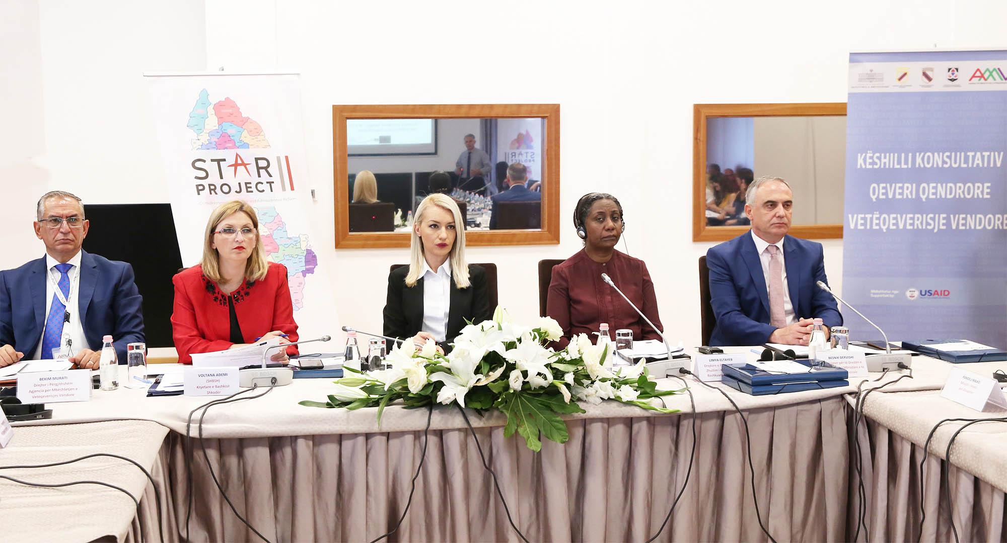Modeli i ri i Programit të Transparencës për organet e vetëqeverisjes vendore