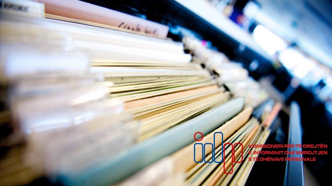 Zbatimi i legjislacionit për të drejtën e informimit, transparencë dhe llogaridhënie nga Autoritetet Publike