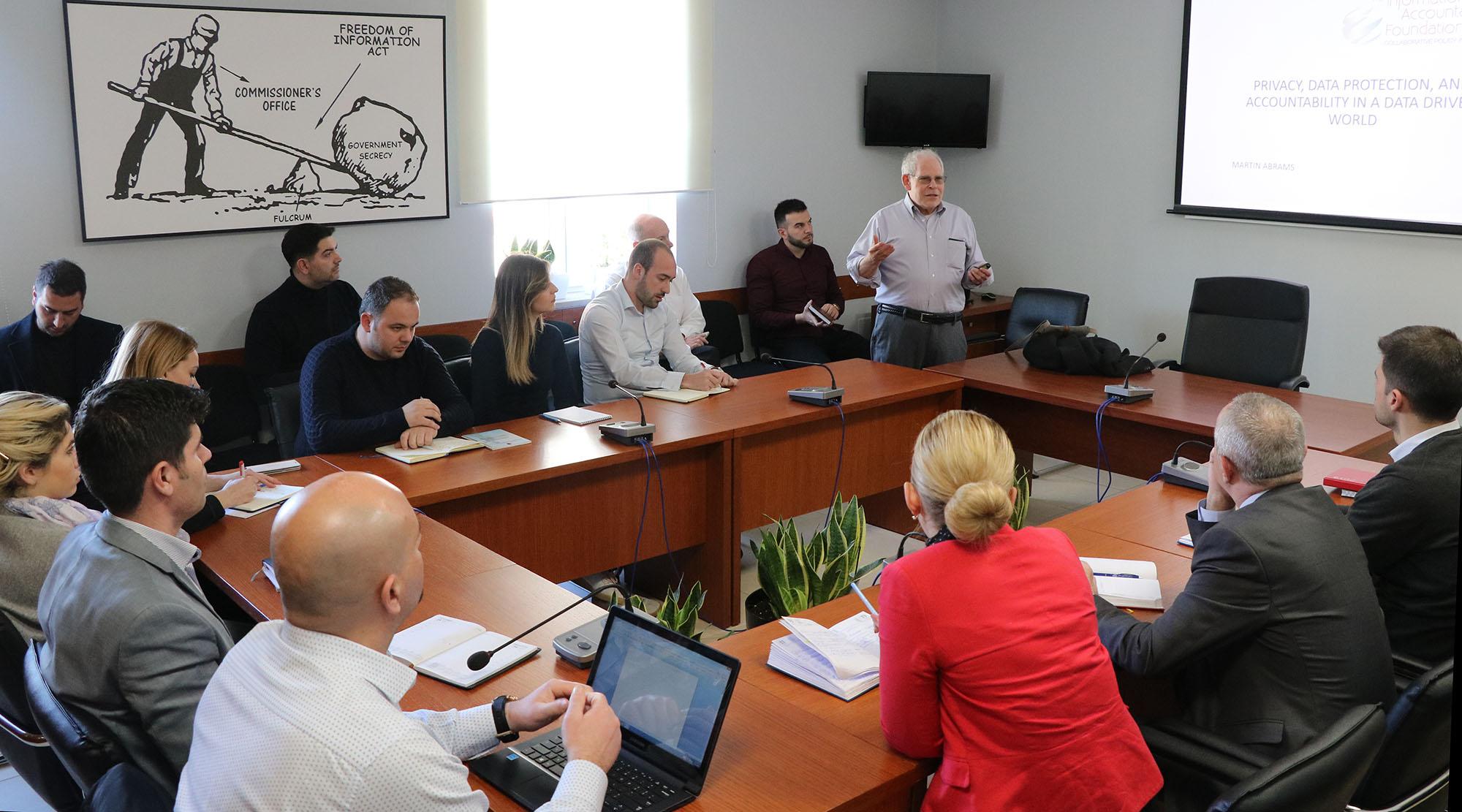 IDP staff training
