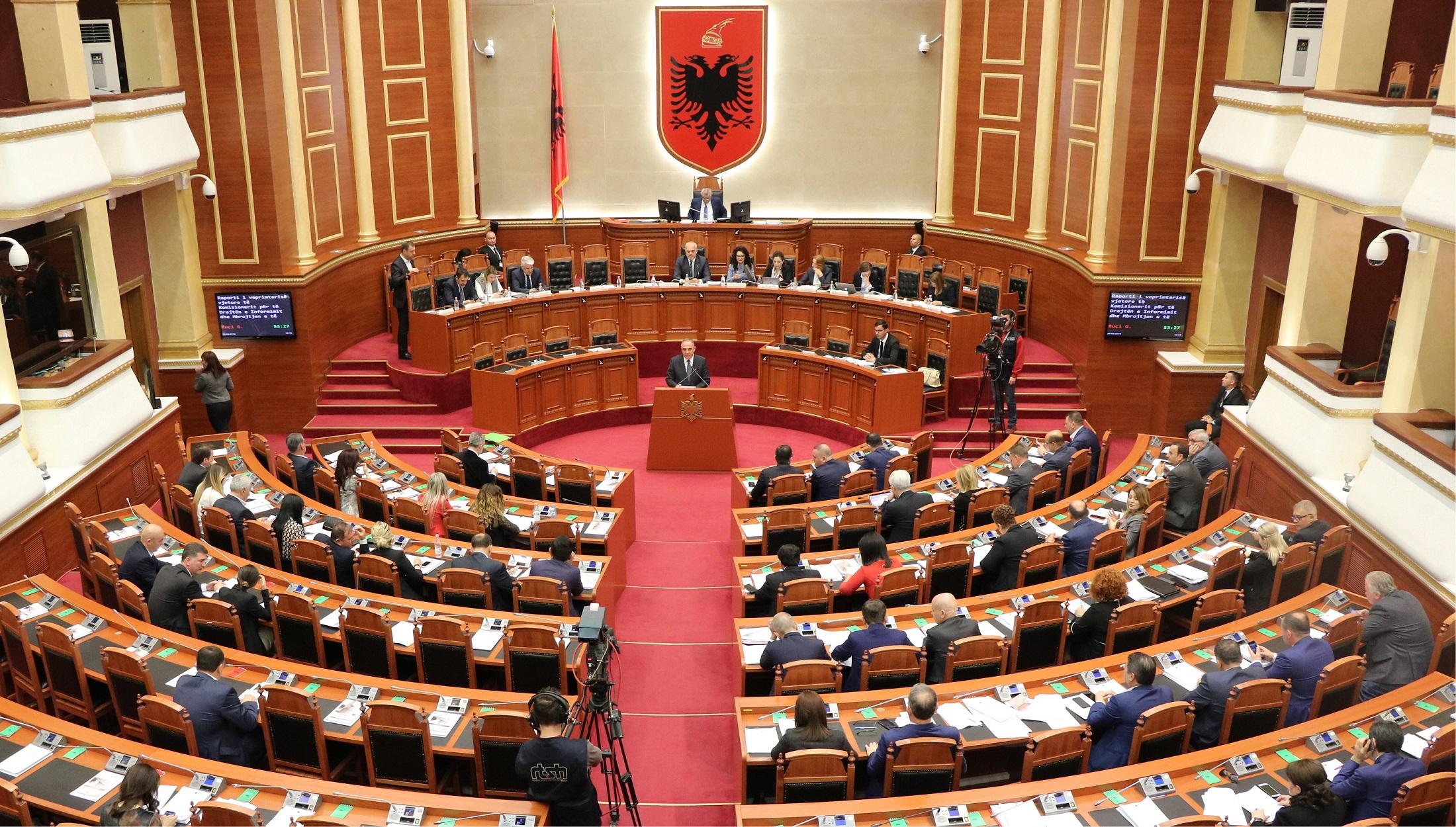 Kuvendi miraton Rezolutën për vlerësimin e punës të Zyrës së Komisionerit për vitin 2018