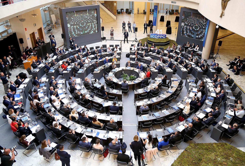 Konferenca e 41-të Ndërkombëtare e Komisionerëve të Mbrojtjes së të Dhënave dhe Privatësisë, Tiranë 2019