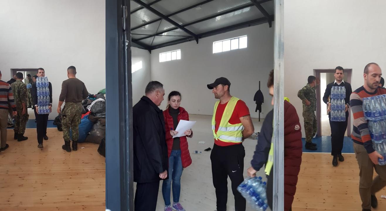 Zyra e Komisionerit, ndihmë për përballimin e pasojave të tërmetit