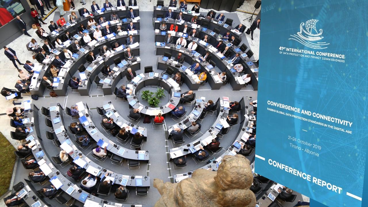 Raporti i Konferencës së 41-të ICDPPC
