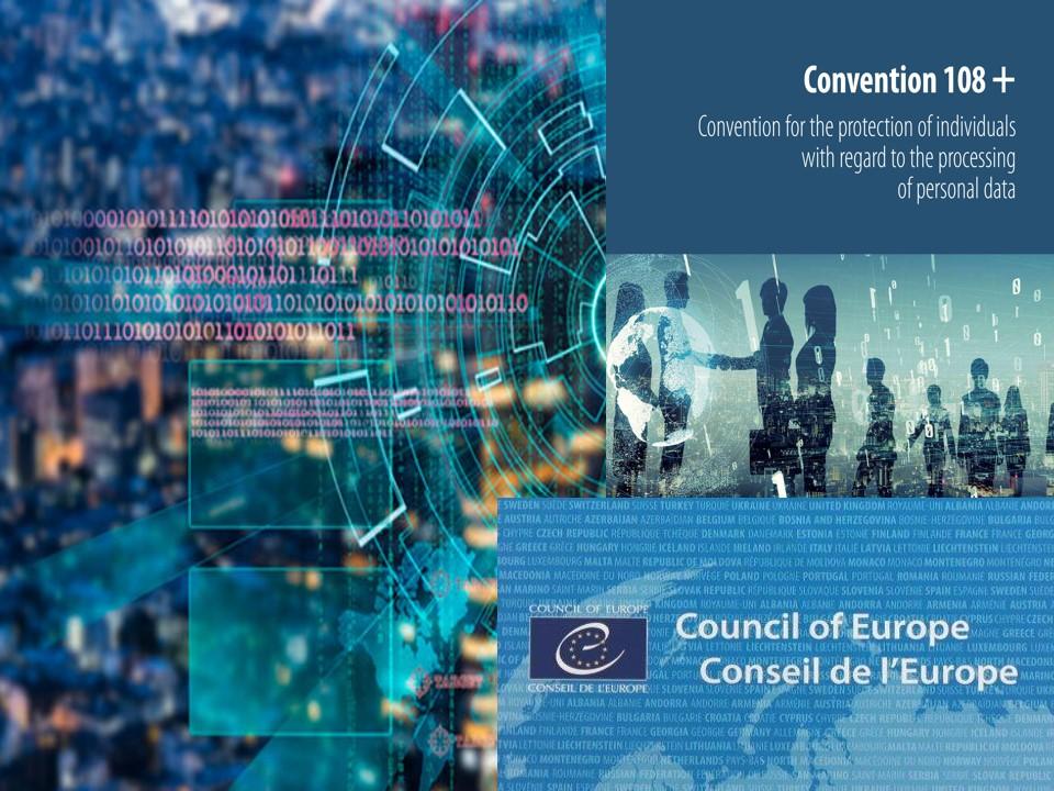 Takimi i 40-të Plenar i Komitetit të Konventës 108+ të Këshillit të Evropës