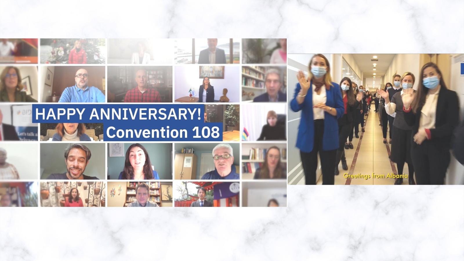Konventa 108 e Këshillit të Evropës, 40 vjet për garantimin e privatësisë dhe mbrojtjen e të dhënave personale