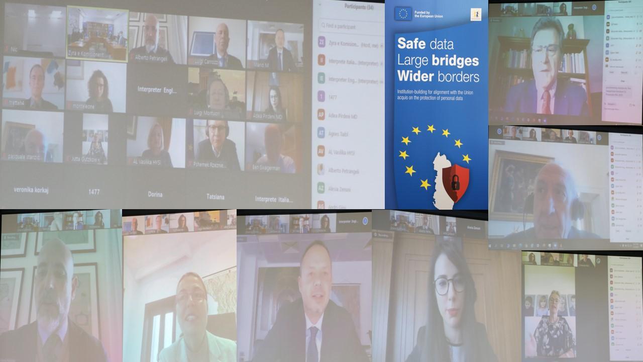 Modernisation of data protection legal framework: European standards for Albanian citizens